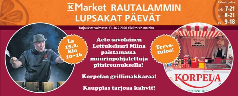 K Market Rautalampi