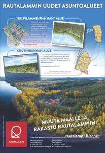 Kilpilammenranta ja Kuutinranta esite