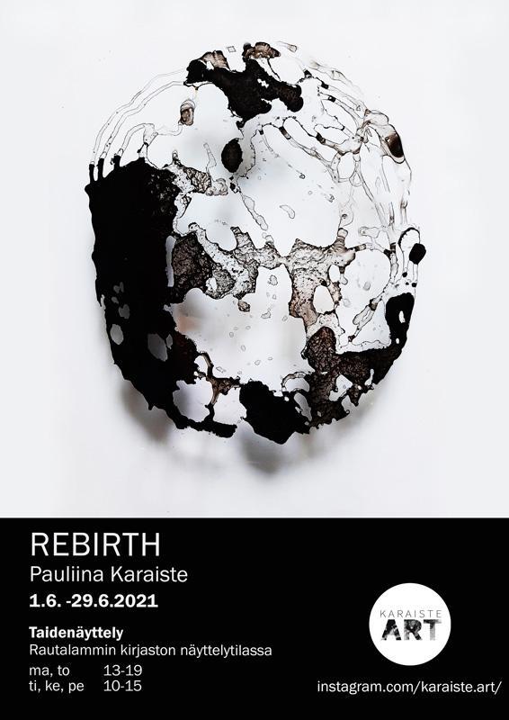 Pauliina Karaisten ReBirth -näyttely